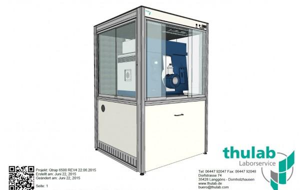 Geräte Einhausungen zu QTRAP  4500-6500