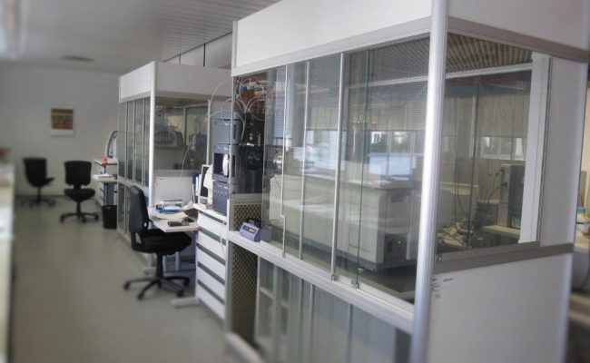 EH Massenspecktrometer