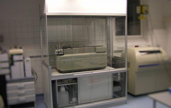 Massenspektrometer ( LCMS ) – Einhausungen